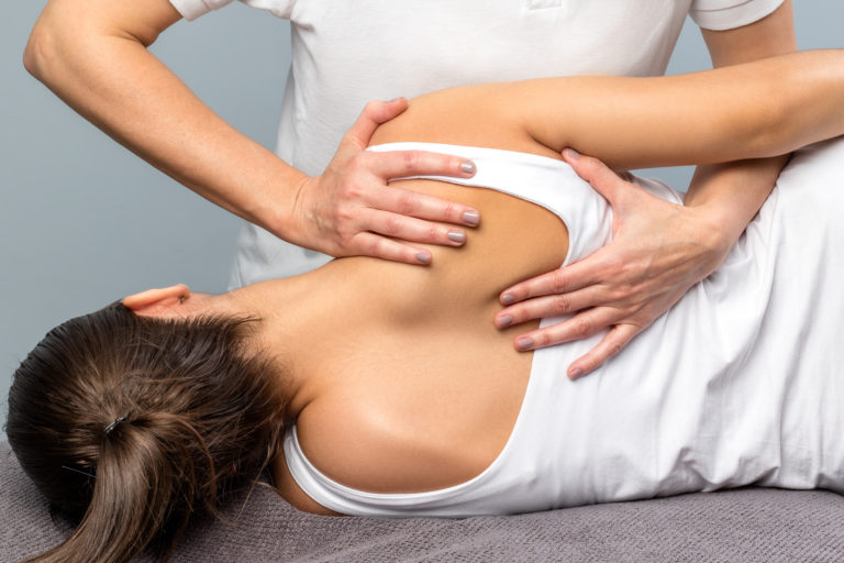 shoulder pain adeo physical therapy